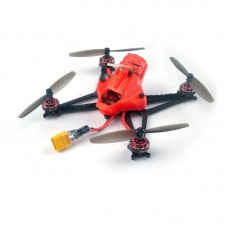 Sailfly-X 2-3 Micro FPV Racing Drone Indoor Uses 1102 Brushless Motor w/Built-in DSM2/DSMX RX Version