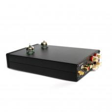 JC-TU98E 80W+80W Bluetooth Tube Preamplifier Bluetooth DAC Amp Bluetooth 5.0 Black 6J1 Version