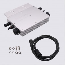 WVC-600 Solar Micro Inverter Pure Sine Wave Solar Power Inverter Optional 80-160VAC/ 180-260VAC