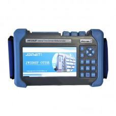 JW3302F-T4 Handheld Optical Time Domain Reflectometer OTDR 1310/1550/1625nm 37/36/36dB