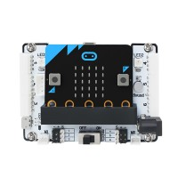 Original micro: bit Expansion Board + micro: bit Board USB Charging Fit For Python Robot DIY