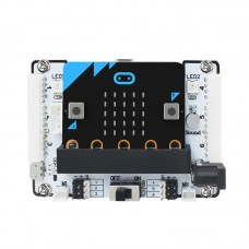 Original micro: bit Expansion Board + micro: bit Board USB Charging Fit For Python Robot DIY
