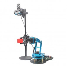 6DOF Robotic Arm Mechanical Arm w/ HD Camera WiFi Control for Python Raspberry Pi ArmPi Unfinished