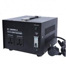 ST-3000 3000W Step Up & Down Transformer 220V to 110V Power Transformer 110V to 220V