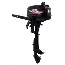 49CC 3.5HP 2 Stroke Outboard Motor Boat Engine Water Cooling System CDI System