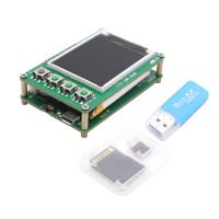 "AMG8833 8x8 Infrared Thermal Imager Thermal Sensor Module w/ 4G TF Card 1.6"" Screen Standard Version"
