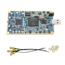 Original LimeSDR Software Radio Development Board + 4 Adapter Cables