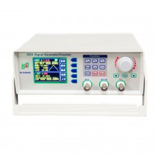 """QLS2802S-2M DDS Signal Generator/Counter Frequency Counter w/ 2.4"""" TFT Colorful Screen"""