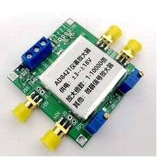 AD8421 Universal Instrumentation Amplifier Module Lower Power Consumption Single Power Supply Mode