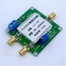 TLV3501 High Speed Comparator Frequency Meter Front-End Shaping Module 4.5ns
