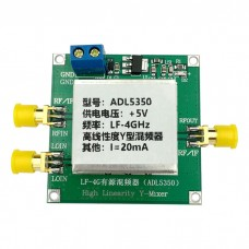 ADL5350-EVALZ High Linearity Mixer Y Type Low Frequency to 4GHz ADL5350 Module
