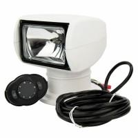 Remote Control Search Light Spotlight for Boat Truck Car 12V 100W w/ Oval Remote Control
