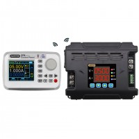 DPH8920-485RF Programmable DC Power Supply RS-485 Output 0-96V 0-20A w/Wireless Remote Control