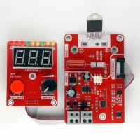 "D02 40A Dual Pulse Spot Welding Controller Module Kit Output 0.56"" Blue Digital Tube Display"