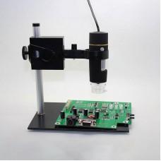 1000X USB Digital Microscope 8 LED Digital Camera Microscope Magnifier Manual Focus Adjustment