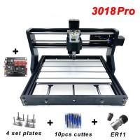 3018pro Laser Engraver PVC Standard Version w/o Laser 3-Axis Milling Machine w/ Controller Board