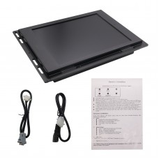 "12"" MDT1283B-1A Industrial LCD Monitor Replacement for TOTOKU BKO-NC6225 MDT1283B-02 Mitsubishi CRT"