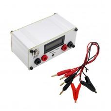 4-Wire Milliohm Meter High Precision Microohm Meter Milliohom Tester + Test Clip