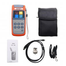 JW3305A Mini Optical Time Domain Reflectometer OTDR Built-in Visual Fault Locator Function