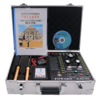 VR-11000 Underground Gold Detector Long Range Gold Diamond Detector Range 100-2500m Depth 5-230m