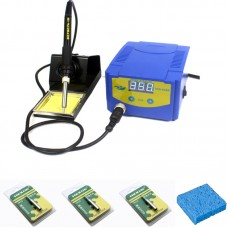 "YCD-938D 75W Digital Lead Free Soldering Station Timing Auto Power OFF Auto Sleep 0.56"" Display"