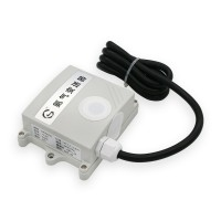 NH3 Gas Detector Ammonia Transmitter VOC Sensor Module RS485 with Relay Output Range 0-500ppm