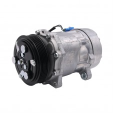 12V Air Conditioning Compressor for VW BUS T4 2.5 TDI LT 28-35 2 28-46 2 2.5 2.8 TDI SDI
