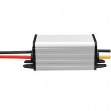 BP20-K2405 DC-DC Step Down Buck Converter Voltage Regulator 12V/24V to 5V4A Profile Aluminum Shell
