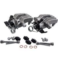 Pair of Brake Caliper Rear Left & Right for Audi A3 TT VW GOLF IV IV SEAT SKODA 1J0615423/1J0615424