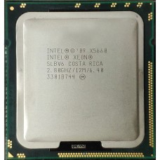 X5660 LGA 1366 CPU Processor Six-Core Main Frequency 2.8GHz 12MB 1333MHz 95W