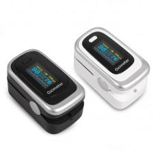 JZ-130R Digital Fingertip Pulse Oximeter Portable Pulse Oximeter SPO2 PR PI RR   w/ OLED Screen