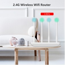 WE1688 2.4GHz 300Mbps Wireless Wifi Router 2 LAN Ports MT7628NN Chip 8M+64M for Family Use