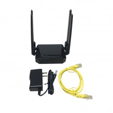 WE3826 2.4GHz 300Mbps Wireless Wifi Router 4 LAN Ports MT7620N Chip 8M+64M for Family Use