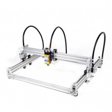 A3 Pro Mini Laser Engraver Writing Drawing Robot 300x380mm Standard Version +500mW Laser Unfinished