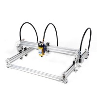 A3 Pro Mini Laser Engraver Writing Drawing Robot 300x380mm Standard Version +2500mW Laser Unfinished