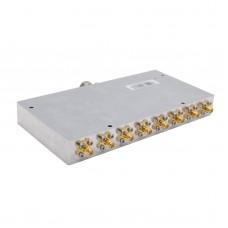 8-Way GPS Splitter GPS Active Power Splitter Frequency 1575±30MHz