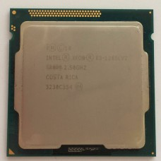 E3-1265L CPU Processor Quad-Core 2.4GHz L3 8MB LGA 1155