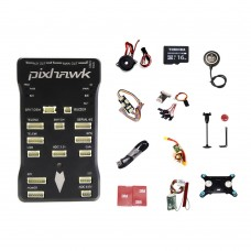 CUAV Autopilot Pixhawk PX4 Flight Controller for UAV Fixed Wing Multi-Rotor Pixhawk 2.4.7 + M8N GPS