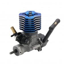 HSP 02060 Purple VX18 Engine Methanol 2.74cc Pull Starter for RC 1/10 Nitro Car Buggy