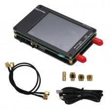 "50KHz-900MHz NanoVNA Vector Network Analyzer for MF HF VHF UHF Antenna 2.8"" Touch Screen W/O Shell"