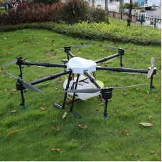 6Axis Agriculture Drone 1650mm Agricultural UAV Drone Frame Capacity 16KG 15L Tank for Farm Use