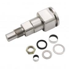 98230A1 866718A01 Gimbal Steering Shaft Pin Seal Bushing Nut Kit for MerCruiser