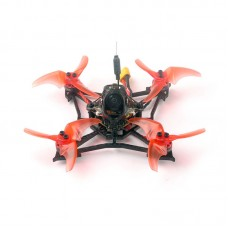 "Larva X Drone 100MM 2.5"" 2-3S Micro FPV Racing Drone Crazybee F4FS V3.0 PRO FC with DSM2/DSMX RX"