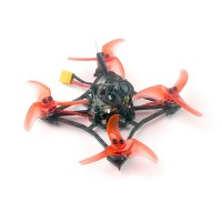 """Larva X Drone 100MM 2.5"""" 2-3S Micro FPV Racing Drone Crazybee F4FS V3.0 PRO FC Built-in Flysky RX"""