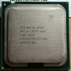 Core 2 Quad Q9550 CPU Quad-Core 2.83GHz 12M 1333MHz LGA 775 CPU Processor
