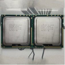 Pair Xeon L5640 CPU Six-Core 2.26GHz 12MB 5.86GTs LGA1366 60W