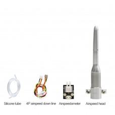 CUAV V5 Version Airspeed Meter Differential Pressure Sensor + Pitot Tube for V5 Flight Controller