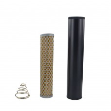 """Car Fuel Filter 1/2 -28 1/2"""" Aluminum Low File Replacement For Napa 4003 WIX 24003 Fuel Filter 1/2-28"""