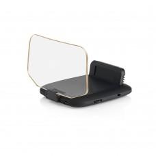 "C1 Head Up Display BOD2 + Car GPS Hud Head Up Display 5.1"" Dual System Monitor Display"