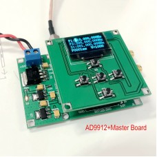 AD9912 DDS 1GSPS w/ 14-Bit DAC 400MHz Sine Wave Output AD9912 Core Board+STC Main Control Board
